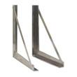 Underbody Toolbox Mounting Brackets - 1701030