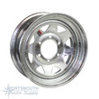 "15"" Wheel - 6 Lug - Galvanized - LS15655G"