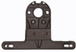 License Plate Bracket - Plastic - J2024BRK