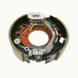 """12 1/4"""" x 3-3/8"""" Electric Brake Assembly Left Hand - 023-450-00"""