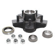 "5 Lug on 5.00"" Hub Kit - 1-1/16"" x 1-3/8"" - PTS008-256-KT7"