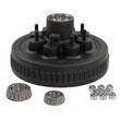 "8 Lug on 6.50"" - 1/2"" Stud - Hub & Drum Kit - 1-1/4"" x 1-3/4"" - PTS008-219-KT"