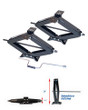 "24"" Scissor Jacks - Pair - 94-0896"