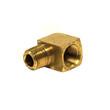 90° Brass Elbow - Bulkhead - BRASSELBO90
