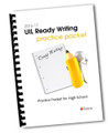 Coming Soon! Ready Writing Practice Packet 2016-17