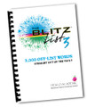 Blitz List - 3,000 off-list words