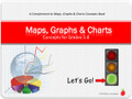 Maps, Graphs & Charts PowerPoint - NEW!