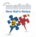 Vocab Match | New Nat's Notes Workbook - NEW!