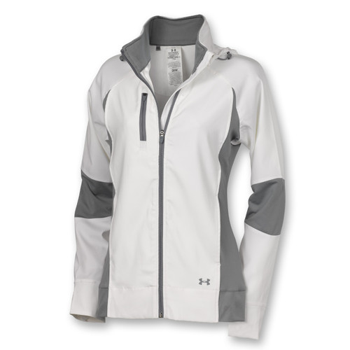 Ladies' Under Armour Zone Power Fade Jacket