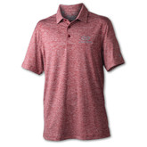Men's Heathered Under Armour Polo