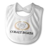 Cobalt Infant Bib
