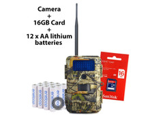 3G Ridgetec Summit Outdoor Security Camera Package
