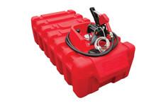 400ltr Diesel Tanks with 12v Fuel Pump Kit - Alemlube (40040PA)