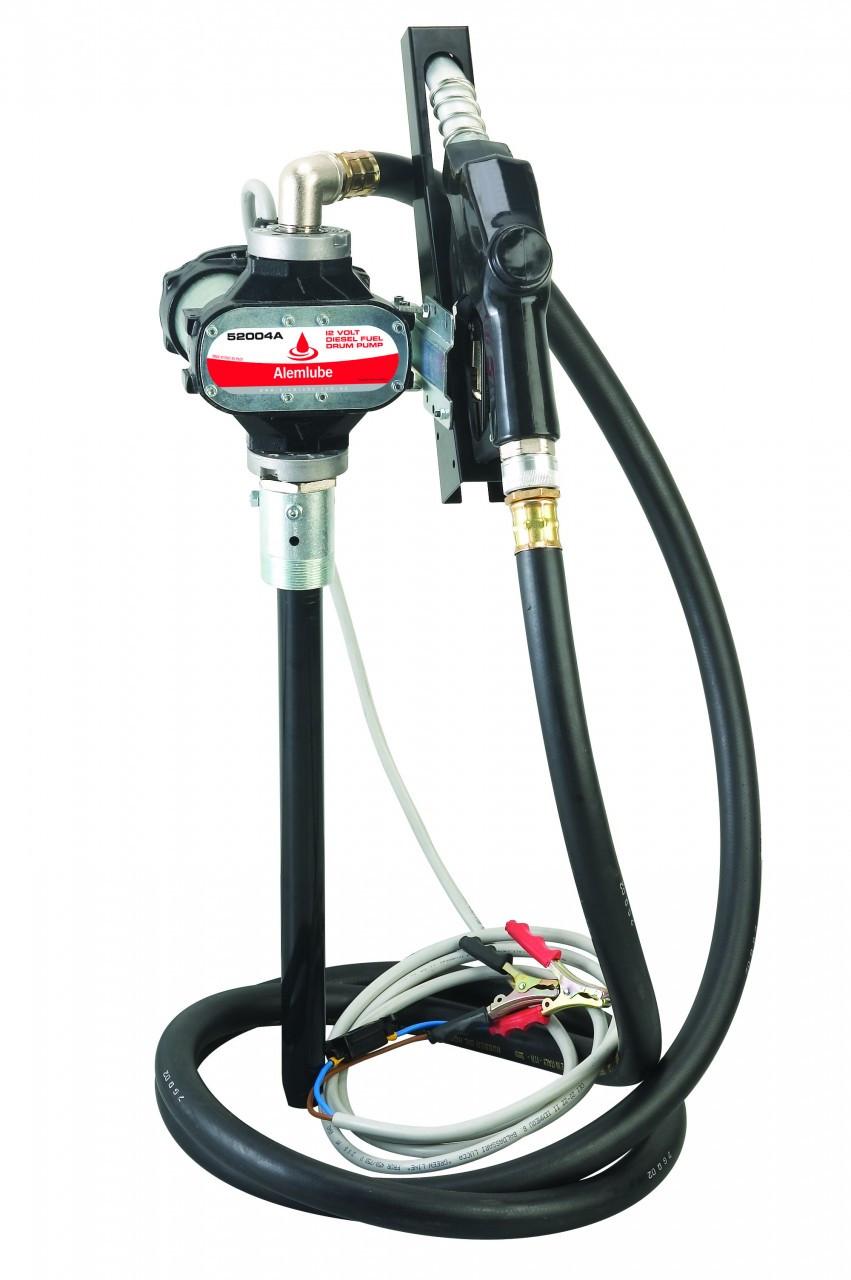 Electric Drum Pumps Electric Drum Pump With Nozzle