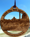 Ocean City Ornament