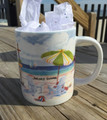 Jersey Shore Beach Chair Mug