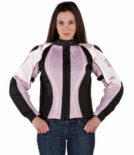 Ladies Mesh Racer Jacket