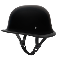 Daytona D.O.T. German Helmet, in Hi-Gloss Black