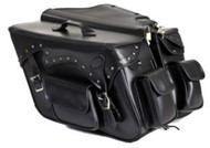 PVC  Motorcycle Throwover Saddlebag