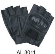 Allstate Leather 3011 Fingerless Gloves