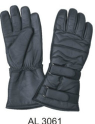 Allstate Leather AL 3061 Padded Leather Gloves