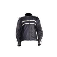 Women Soft Leather Jacket with Z/O Lining