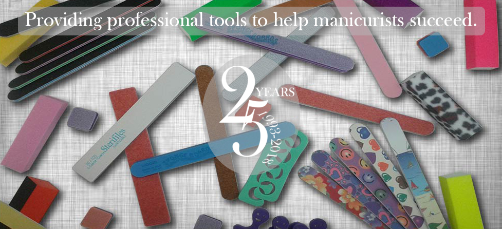 Wholesale Nail Files - Made in USA - Largest Selection of Nail Files ...