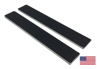 "Standard Black: 1-1/8"" Wide Jumbo"