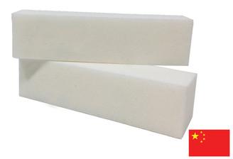 White Block: 150 grit