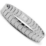Men's Razar Magnetic Tungsten Carbide Link Golf Bracelet