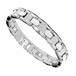 Men's Premium Titanium Magnetic Power Golf Bracelet T13