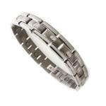Men's Screw Titanium Magnetic Health Golf Bracelet T23