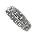Men's Premium Titanium Magnetic Power Golf Bracelet T25