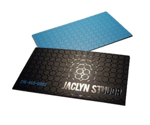 16pt Spot Uv Silk Matte Business Cards