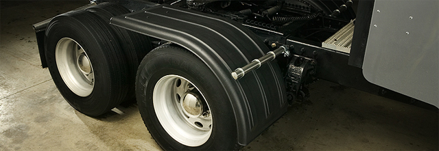 Half Fenders For Trucks : Minimizer half fenders raney s truck parts
