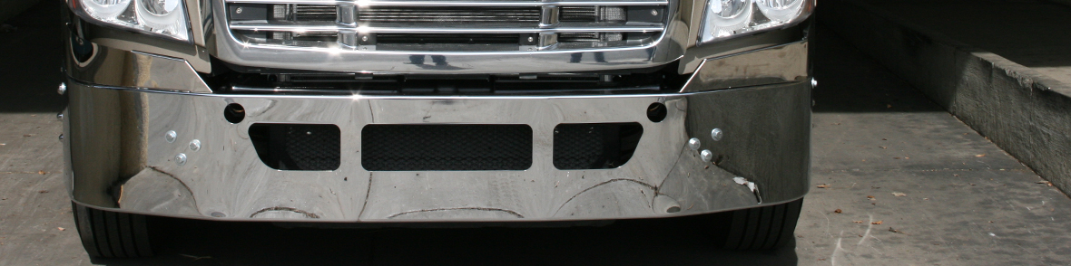 Freightliner Bumper Accessories : Classic freightliner front bumpers raney s truck parts