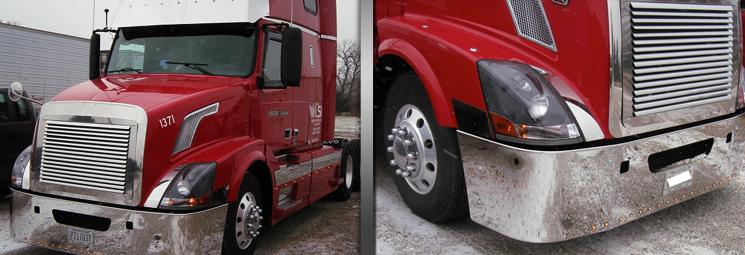 Volvo chrome and accessories raney 39 s truck parts for Volvo semi truck interior accessories