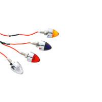 1 LED Bullet License Fastener Light