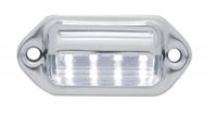 4 LED License Light - White LED