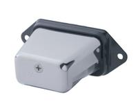 2 LED License Light - White LED