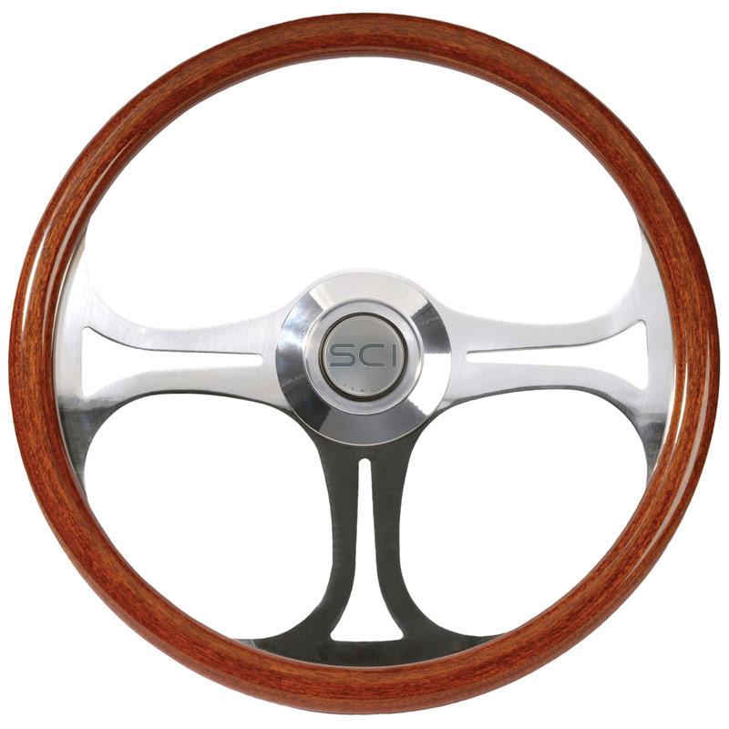 "Excalibur 18"" Steering Wheel"