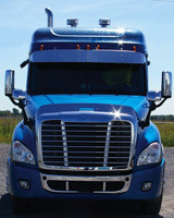 Hoodshield Bug Deflector for Freightliner Cascadia