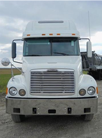 "Freightliner Century Bumper 16"" 1996-2004 By Valley Chrome"