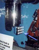 International 9900 Series Exterior Cabin Air Filter Replacement Filter Only