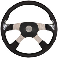 "18"" Highway Steering Wheel Sport Pad"