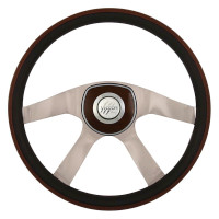 "18"" Cruiser Steering Wheel With Hub Included"