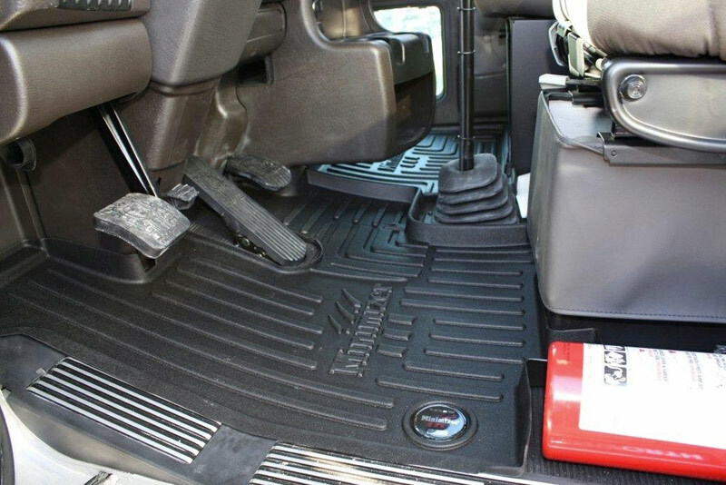 Kenworth W900 T800 T660 Minimizer Thermo Floor Mats Trucks