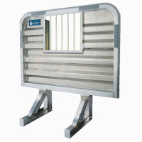 Dyna Light Security Headache Rack Jail Bar Window