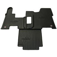"Peterbilt 389 386 365 367 Minimizer Floor Mat Without Ultrashift 27"" From Driver Seat Base To Dash Kick Panel"