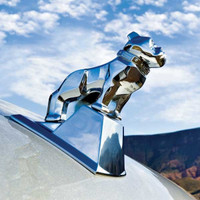 Mack Bulldog Hood Ornament 27RU217B